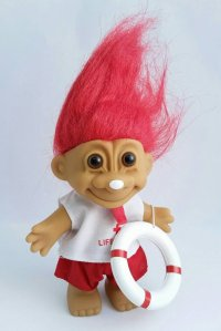 lifeguard troll nose