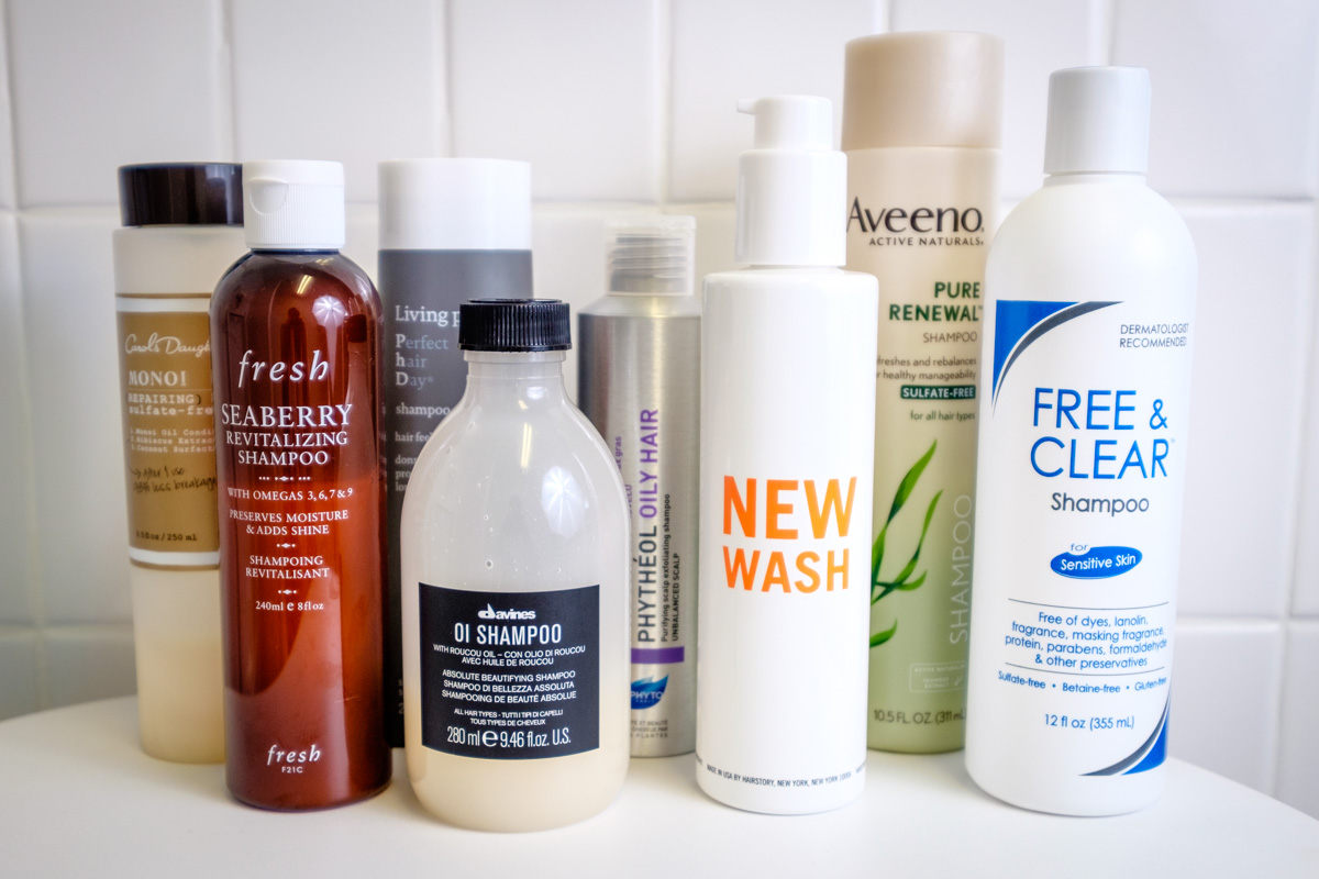 Best Kind Of Shampoo For Natural Hair